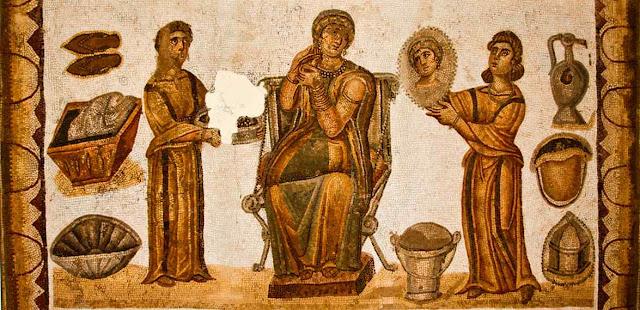 Esclavos y Derecho de la antigua Roma