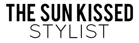 The Sun Kissed Stylist