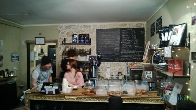 Brooklyn Café in Helsinki