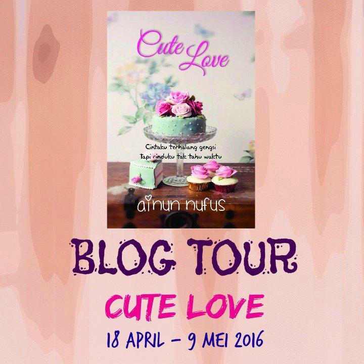 Blog Tour Cute Love