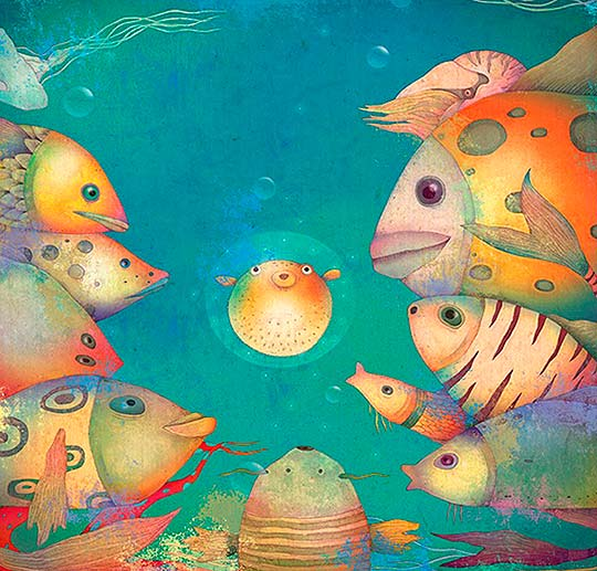 Ilustración de María Fernanda Mantilla