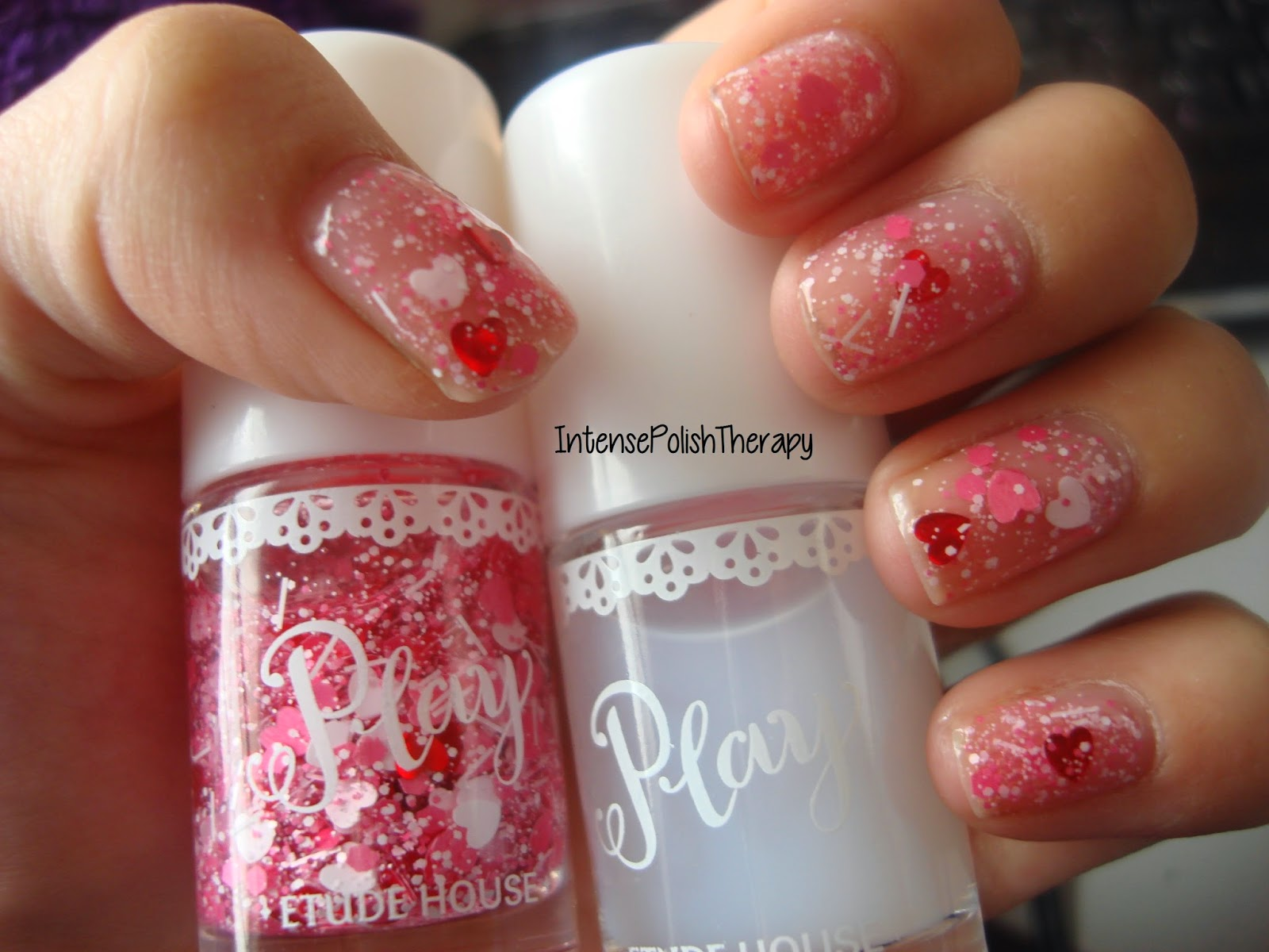 Intense Polish Therapy: Etude House Peel Off Base Coat from W2Beauty ...