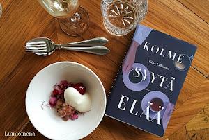 Katja/Lumiomena -kirjablogi