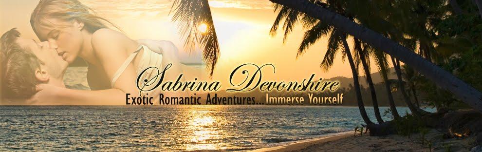 Sabrina Devonshire Romance Novelist