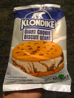 Klondike - Ice Cream Cookie Sandwich - Giant Cookie