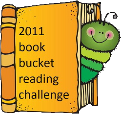 2011 Book Bucket Reading Challenge Icon