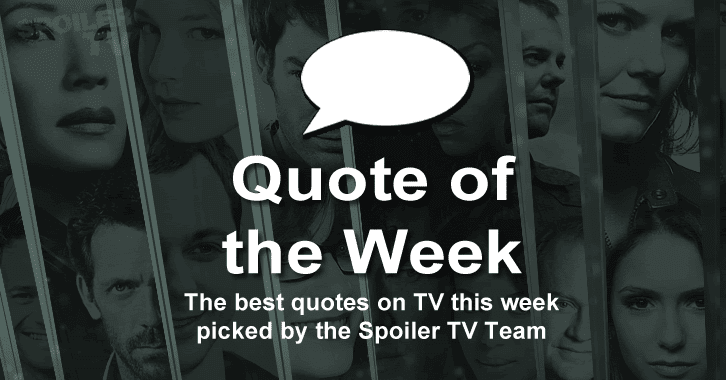 Quote of the Week - Week of August 3