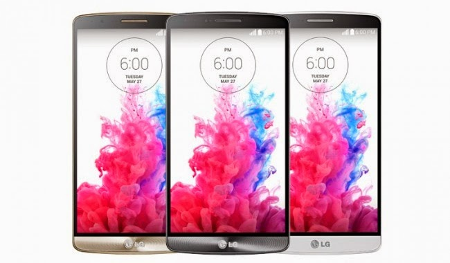 LG announces the G3 Prime under another name