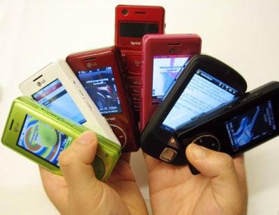 ponsel terlaris, handphone paling laku di dunia, smartphone terbaik