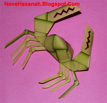 Cara Membuat Kepiting dari Daun Kelapa (Janur) cover