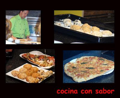 cocina con sabor panecillos variados david lienas