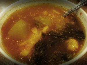 sayur asam khas indonesia enak dan gurih