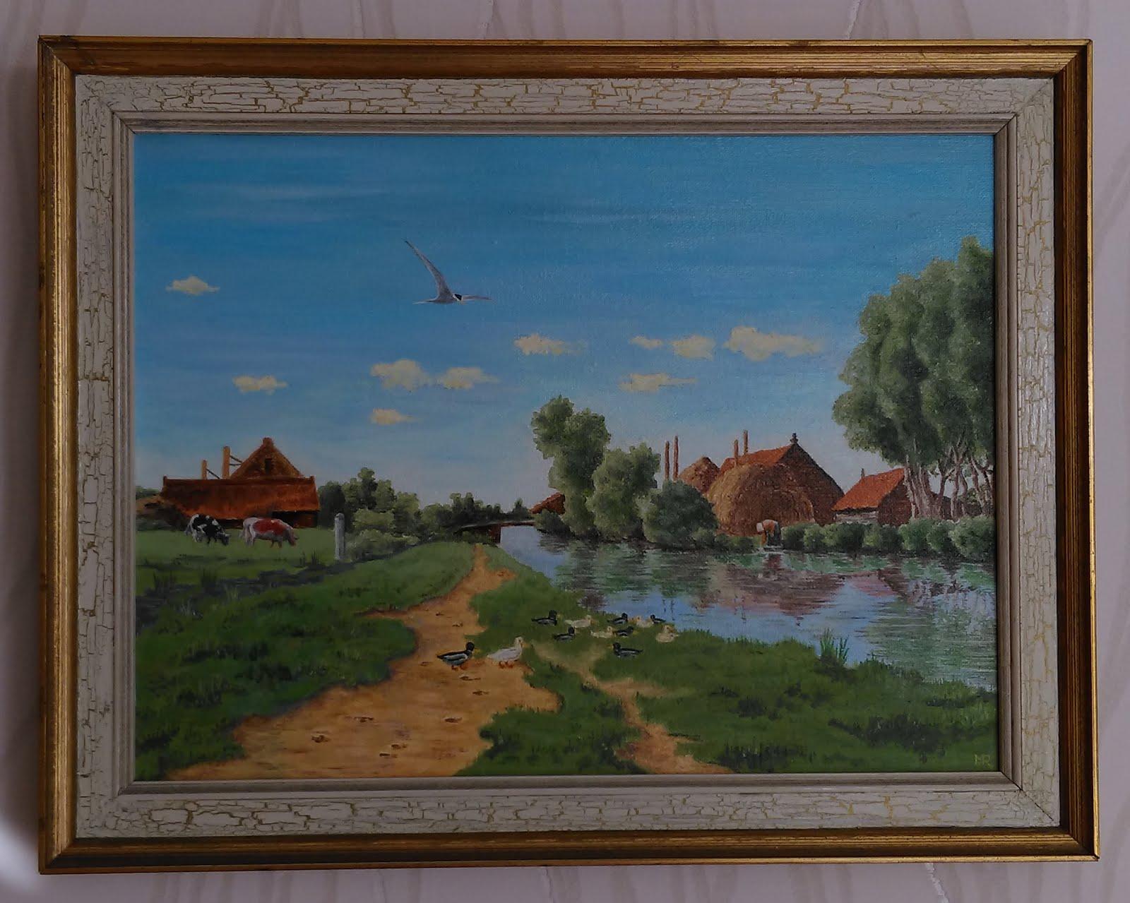 schilderij oompje