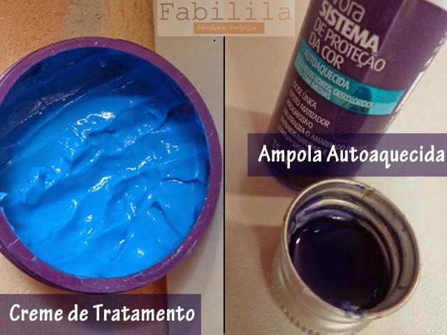 Creme de Tratamento e Ampola - Matizadores Ávora