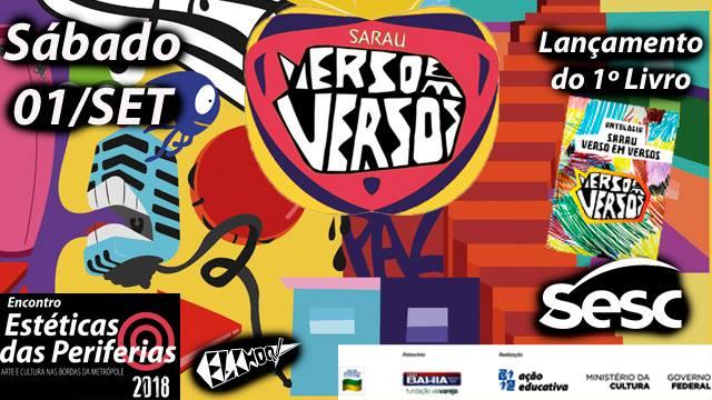 #SARAU Verso em Versos