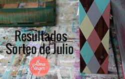 ¡Ya están anunciados los ganadores del Sorteo de Julio!