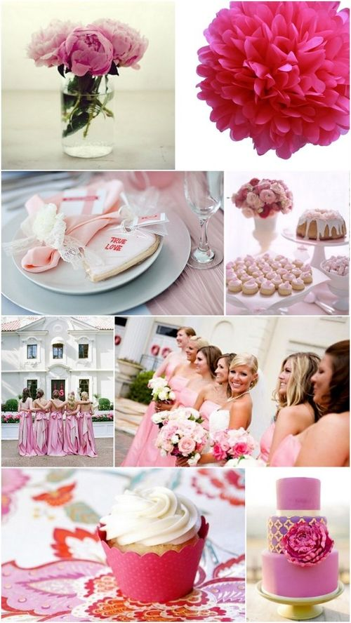 wedding color combination