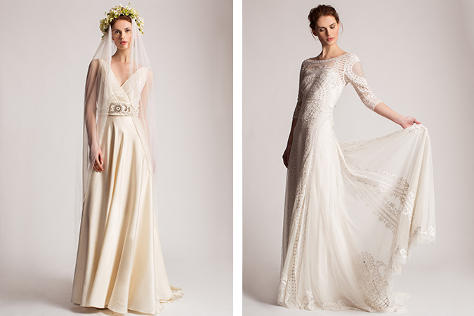 Vintage wedding dresses 1920s bridal and wedding trend vintage wedding dresses 1920s junglespirit Image collections