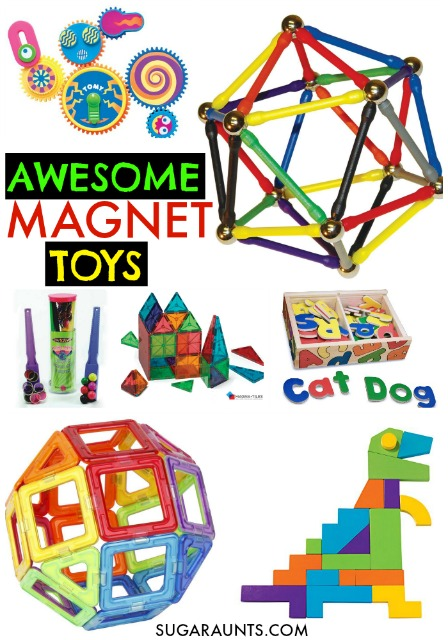 Awesome magnet toys for kids