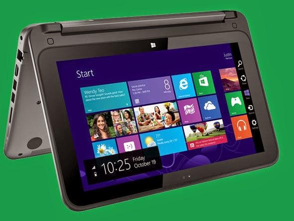 Novo Pavilion x360 da HP se torce todo e vira tablet