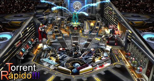 Download da Imagem do Game Pinball FX2 PC BY Torrent Rápido!!!