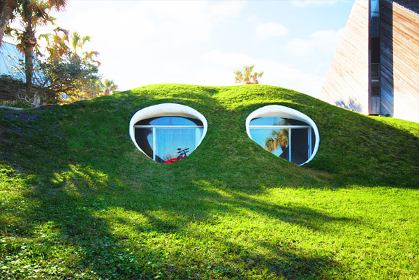 The Dune hobbit house