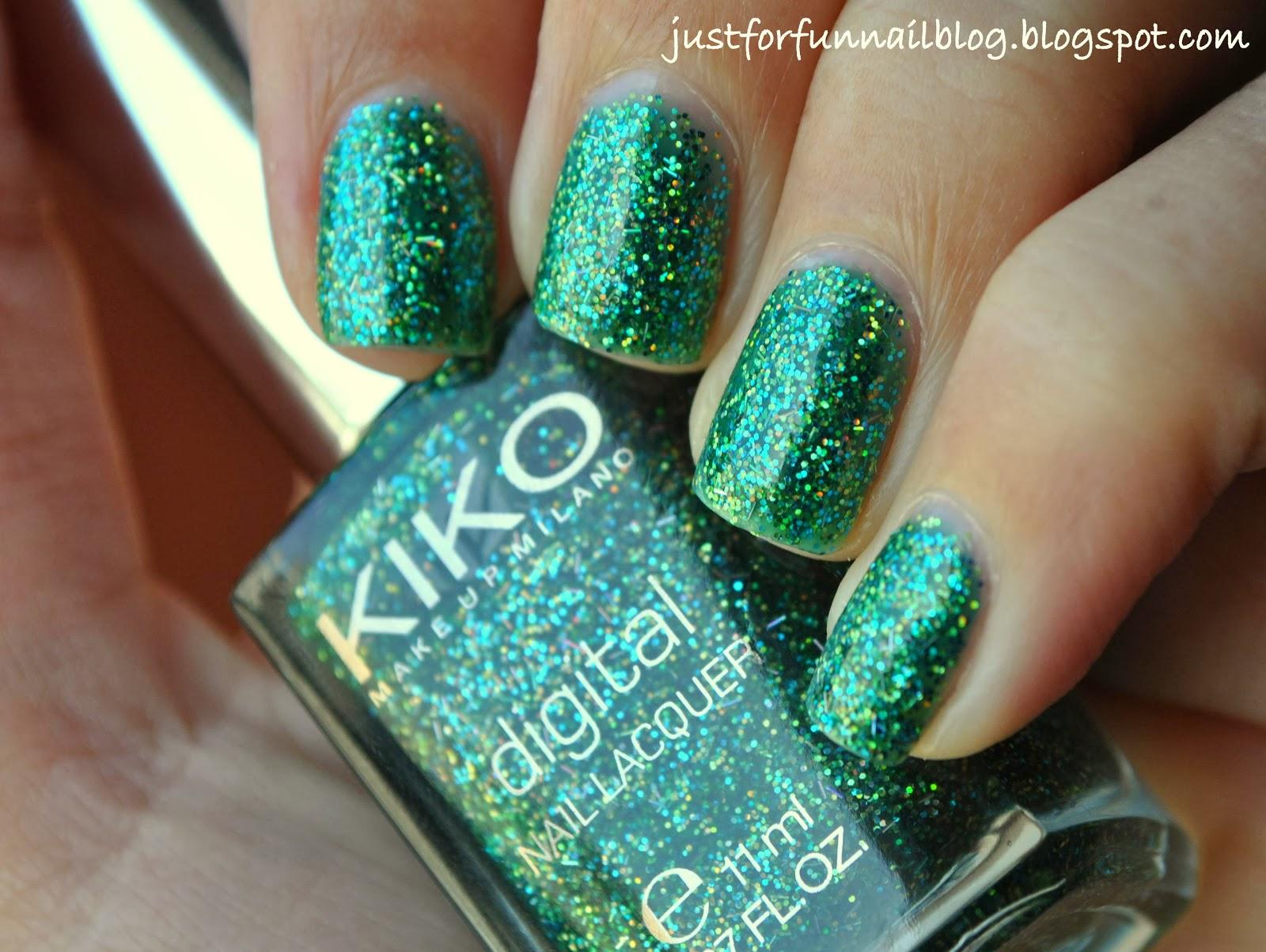 KIKO 441 Illusion Green
