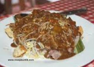 Berbagi resep makanan khas yaitu Resep Cara Membuat Rujak Semanggi Enak Mudah, tidak sama dengan rujak cingur khas Surabaya