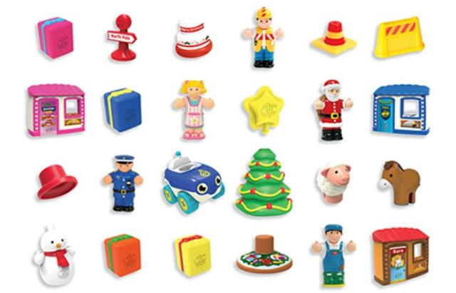 WOW Toys Advent Calendar Review