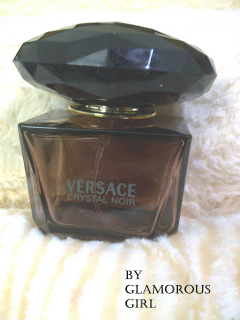 Versace Crystal Noir Spray For Women