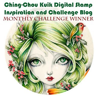 Ching-Chou Kuik Monthly Challenge Winner Nov. 2019