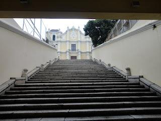 Parroquia de Sao Lourenço de Macau