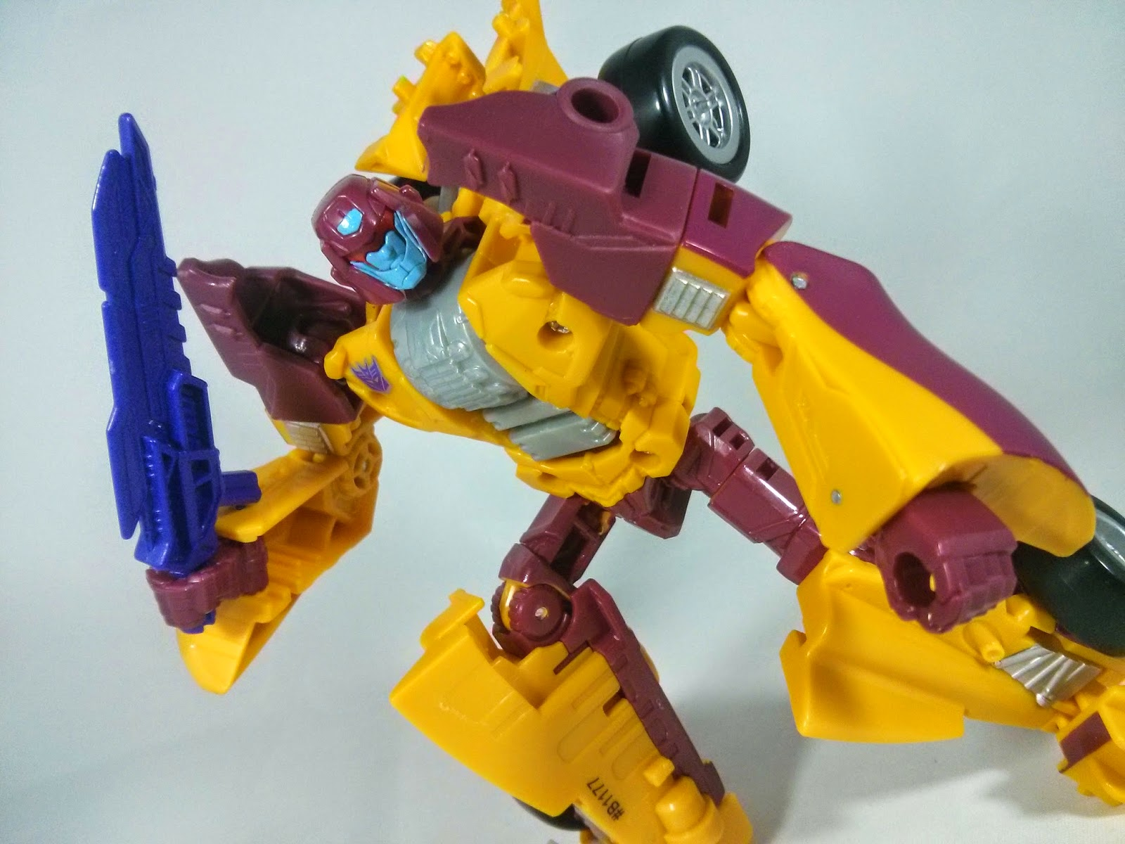 combiner wars drag strip