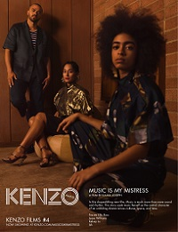 KENZO SS/17 Ad Campaign