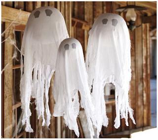 Reciclatex 1 Cuenta atrás para Halloween 2013, Fantasmas cogantes