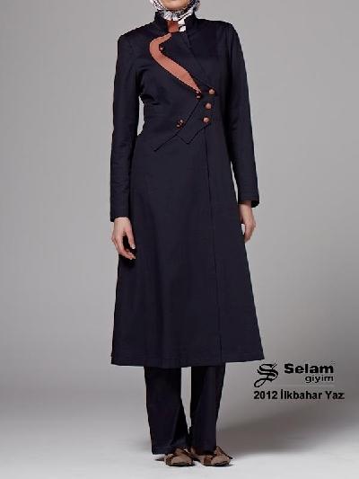 Selam Giyim 2012 Yazlık Kap Modeli