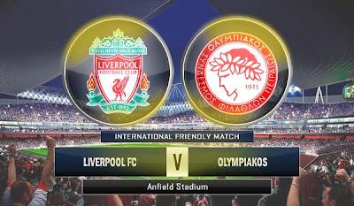 Prediksi Liverpool vs Olympiakos 3 Agustus 2013