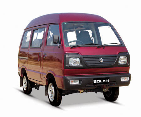 Suzuki Bolan New Model Price