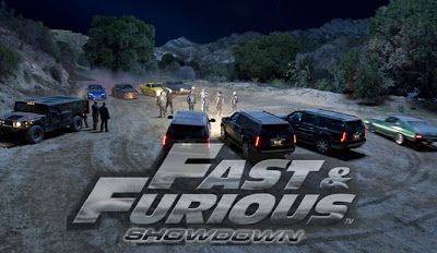 Fast and Furious Showdown - PC Game of 2013