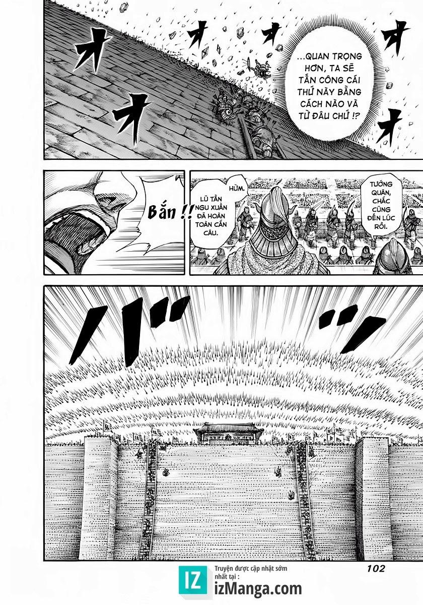 Kingdom - Vương Giả Thiên Hạ Chapter 190 page 5 - IZTruyenTranh.com