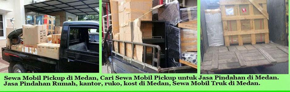 Sewa Pickup di Medan | Sewa Mobil Pickup dan Truk di Medan.