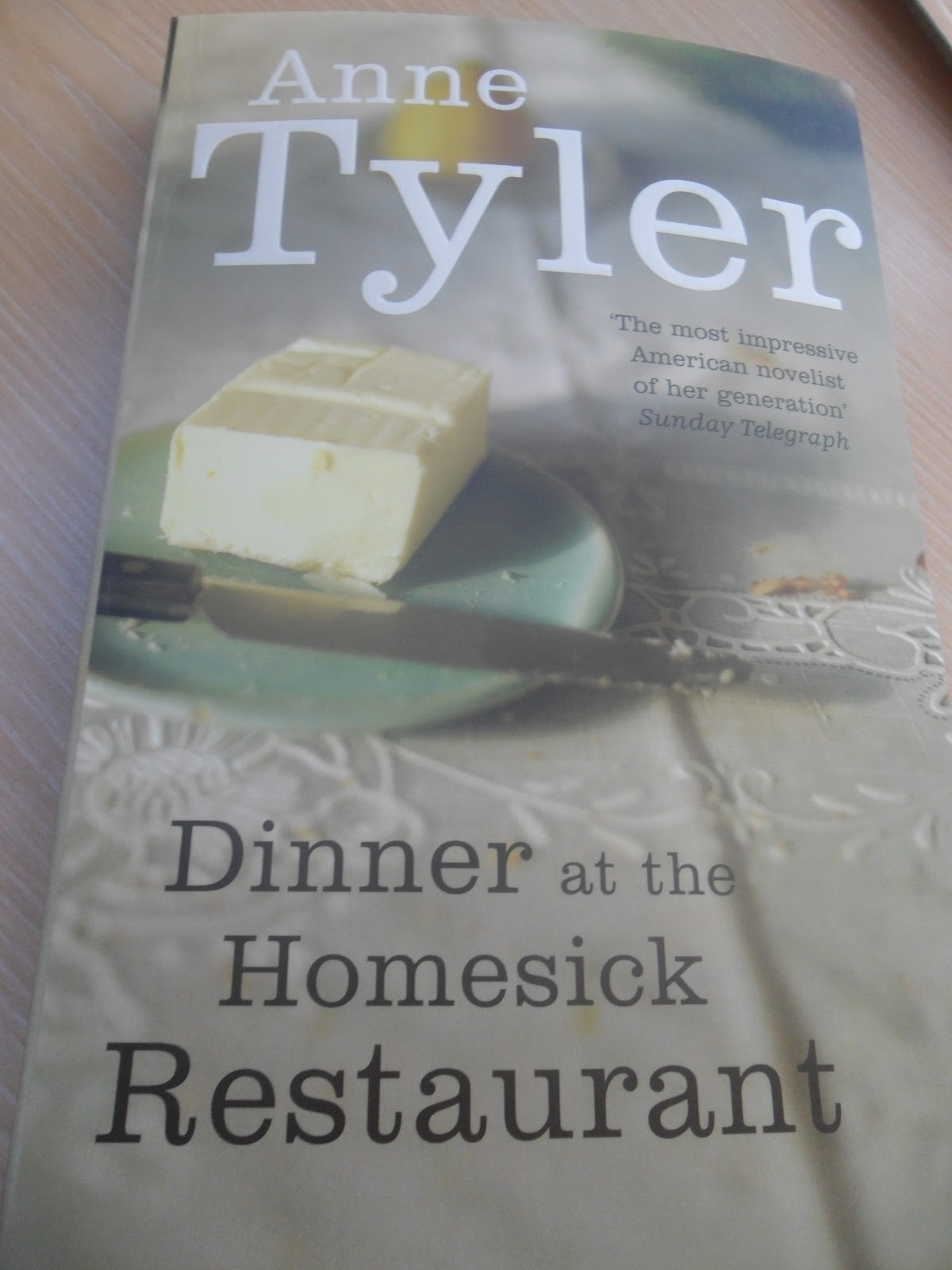 an analysis of ezra a character in dinner at the homesick restaurant by anne tyler Teenage wasteland anne tyler's short  the evolution and maturity of anne's character over a few  family in anne tyler's dinner at the homesick restaurant.