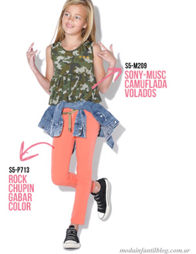 moda infantil verano 2014 queen juana