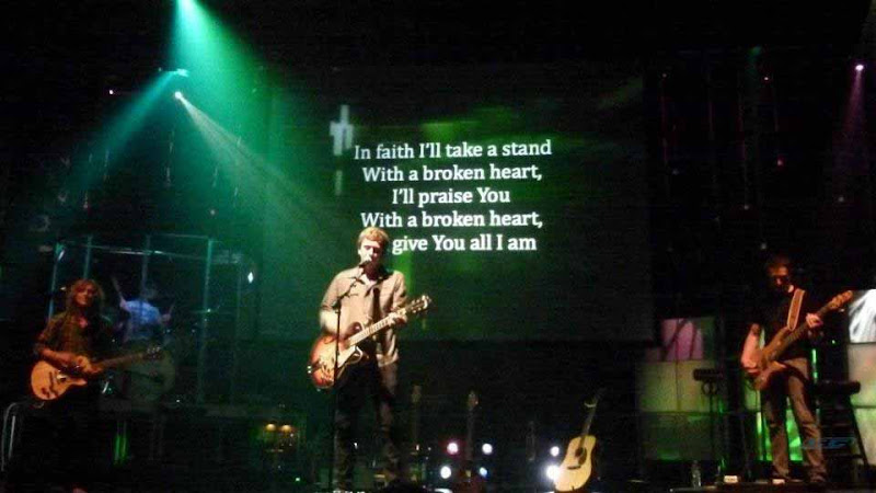 The Beautiful Refrain_-_Redemption Daylight 2012 Tracklisting and Lyrics
