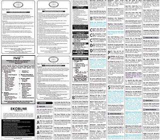 iklan Lowongan kerja koran kompas Rabu 6 Maret 2013
