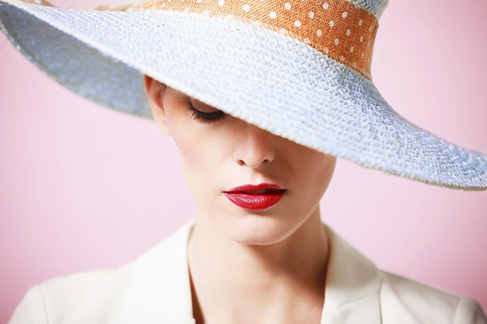 Фото дам в шляпах, Картинки дам в шляпах (36 фото) 2 фотография