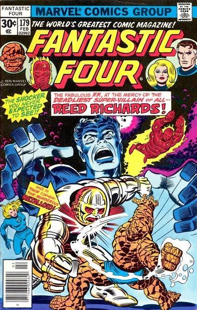 Fantastic Four #179
