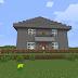 Minhas construções em minecraft