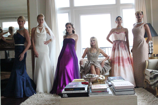 The Factory Custom Evening Gown Collection