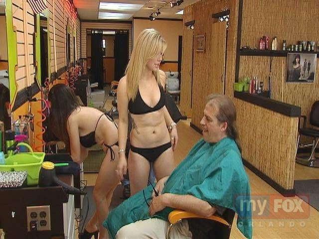 bikini barber shops